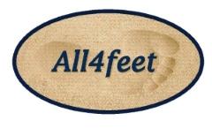 5All4feet logo 2