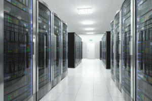 Server in data center
