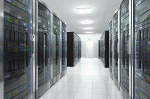 Server in data center