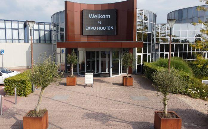 De Expo in Houten waar op 30 en 31 oktober de vakbeurs Pedicure en Beauty wordt gegeven.
